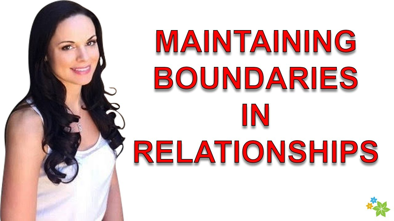 Biblical Dating Principles for Drawing Boundaries